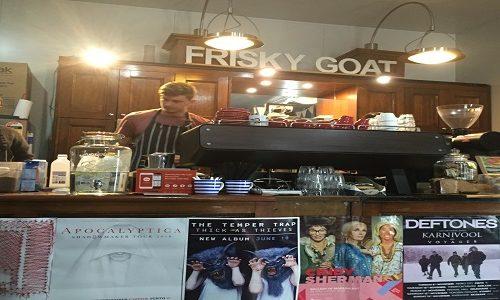 Frisky Goat Espresso